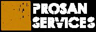 Podlahy adveře – Prosan Services s.r.o. Logo